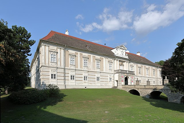 Referenz ATG Schloss Rohrau