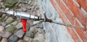 Haustrockenlegung Altbau Trockenlegung Injektionsverfahren - Methoden ATG